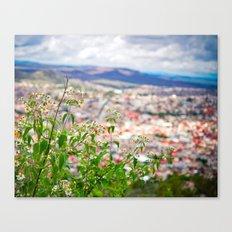 Zacatecas Canvas Print