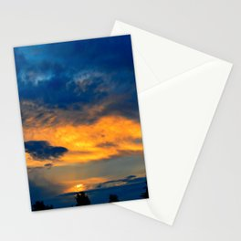 Morning Colors Stationery Cards