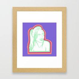 Joie 20 Framed Art Print
