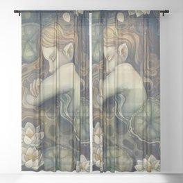 Nymphea Sheer Curtain