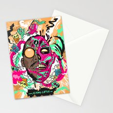 Flying Lotus Stationery Cards