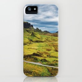 The Place To Be iPhone Case