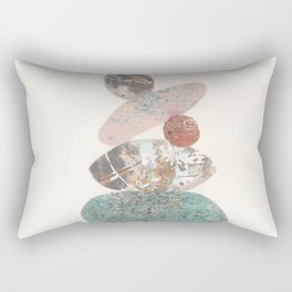 Pebbles Calm Rectangular Pillow