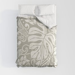 Vintage Organic Samoan Tribal Design Comforters