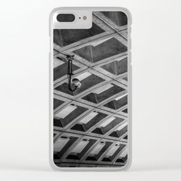 Homeland Security Clear iPhone Case