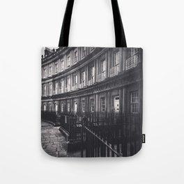 Bath Spa Streets Tote Bag