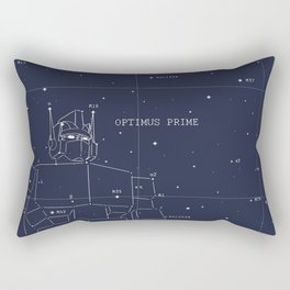 Optimus Star Chart Rectangular Pillow