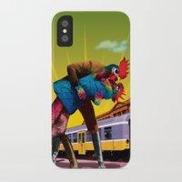 passion iPhone & iPod Cases featuring Passion by Pierre-Paul Pariseau