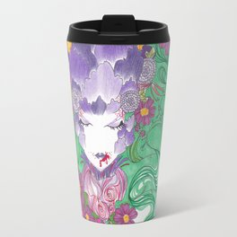 The Face Art 20/Cherry Biter Travel Mug