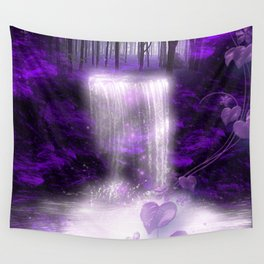 My secret place Wall Tapestry