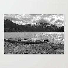 Eklutna Lake Canvas Print