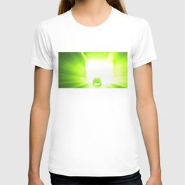 In to the light 2 T-shirt