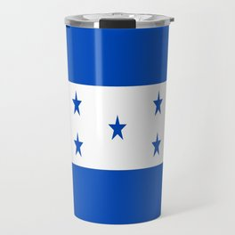 flag honduras,america,latine,spanish,Honduran, Catracho,Mesoamerican,Tegucigalpa,San Pedro,Choloma Travel Mug
