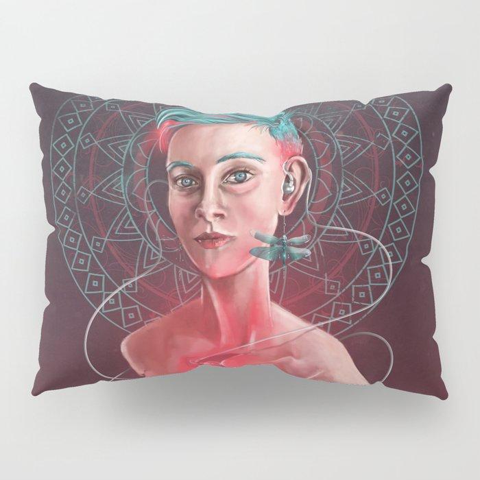 Ishiee: Moonlight Pillow Sham