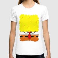spongebob T-shirts featuring Spongebob  by Andrian Kembara