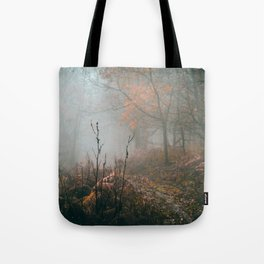 Into the Wildwood Tote Bag