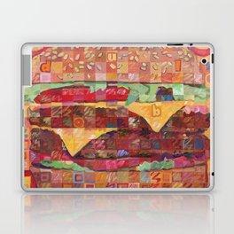 Double Cheeseburger Laptop & iPad Skin