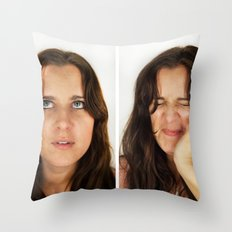 Scout. Throw Pillow