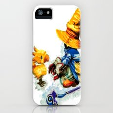 Vivi and the Chocobo Final Fantasy 9 Slim Case iPhone (5, 5s)
