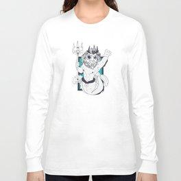 POSSEIDON Long Sleeve T-shirt