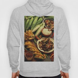 Mexican Food Hoody