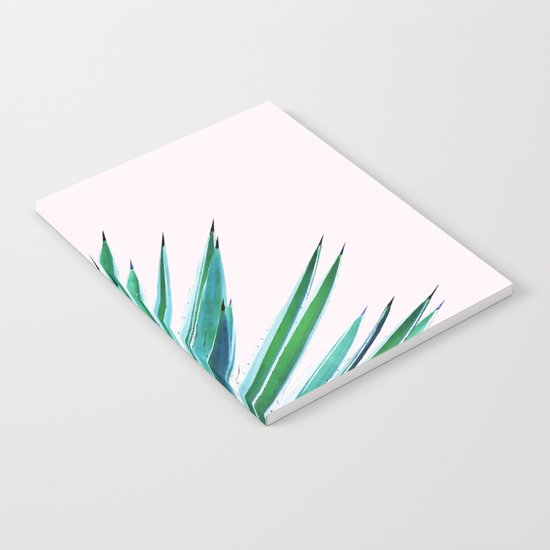Agave Love #society6 #decor #buyart Notebook