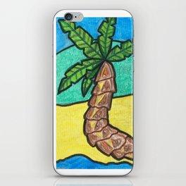 Tropical Beach iPhone Skin
