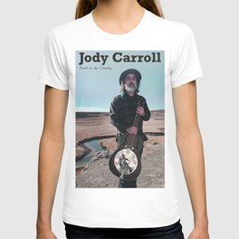 Jody Carroll - Back to the Country T-shirt