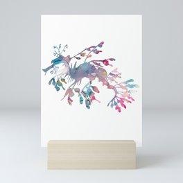 Leafy Sea Dragon Mini Art Print