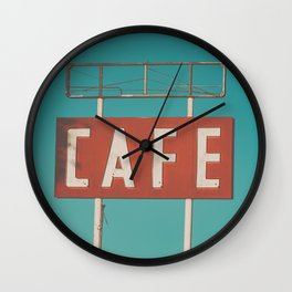 Old 66 Wall Clock