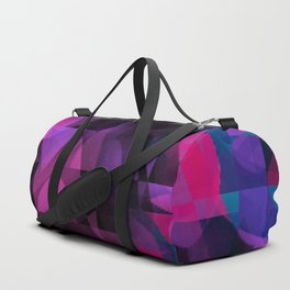 violet. rose Duffle Bag