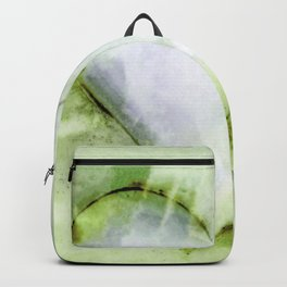 Love Unfolding No.26B by Kathy Morton Stanion Backpack