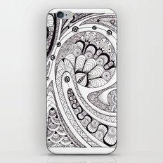 Koru 1 iPhone & iPod Skin