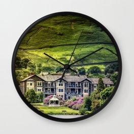 Lake Ullswater 4 Wall Clock
