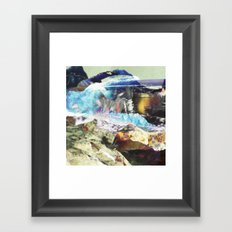 There is Another Country That is in the Middle of the World Framed Art Print