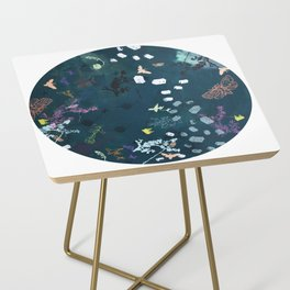 Destinations Side Table