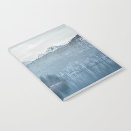 Lake and mountains - Bavarian Alps Notebook