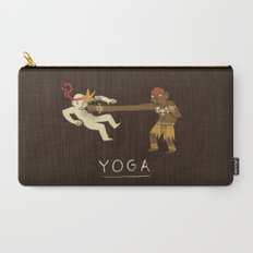 yoga. Carry-All Pouch
