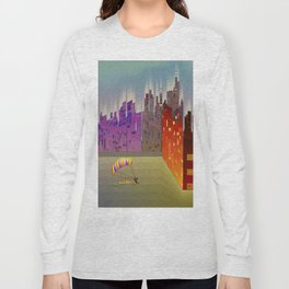Landing in The Main Square Long Sleeve T-shirt