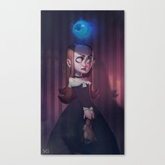 Eye Lady Canvas Print