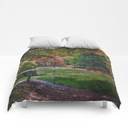 The Park Bench Comforters
