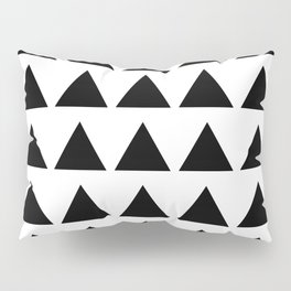 Triangles Pattern Pillow Sham