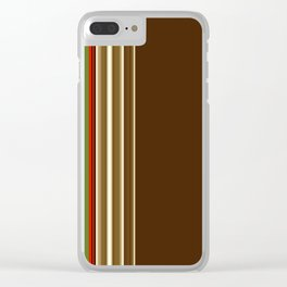 COLOR 32 Clear iPhone Case