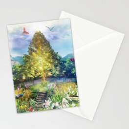 The Heart of The Forest Stationery Cards