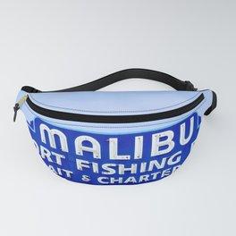 Malibu Pier Fanny Pack