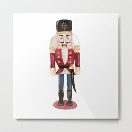 Nutcracker Metal Print
