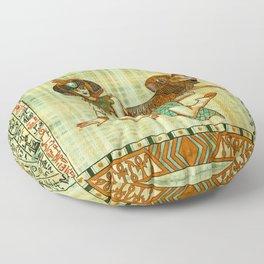 Cleopatra 3 Floor Pillow