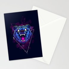 Frenzy Bear Stationery Cards