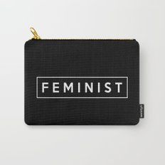 feminist. Carry-All Pouch