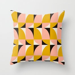 Modern Geometric_001 Throw Pillow
